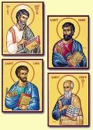 four gospels